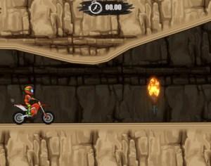 Conviertete en un auténtico As del motocross con 'Moto X3M', una de las propuestas destacadas de País de los Juegos