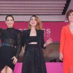 'Déjate llevar' se lleva el premio gordo en Canneseries, así como su reparto femenino