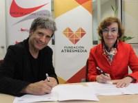 La Unión de Actores y la Fundación Atresmedia firman un acuerdo de colaboración