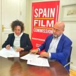 LaAsociación Española de Directoras y Directores de Fotografíay Spain Film Commission firman un acuerdo de colaboración