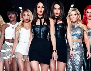 ATRESplayer ofrecerá las cuatro temporadas de 'Total Divas', el reality sobre las estrellas femeninas de la WWE