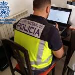 La Policía Nacional desmanteló a principios de marzo una plataforma que suministraba ilegalmente servicios audiovisuales