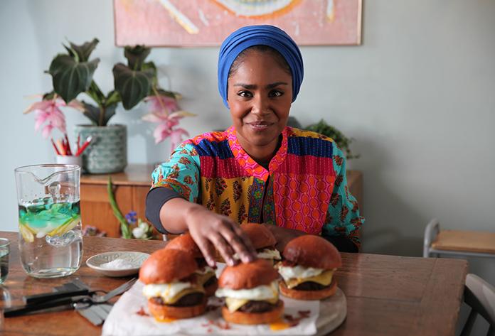 Las recetas favoritas de Nadiya Canal Cocina