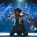 'Ara Malikian, una vida entre las cuerdas' – estreno en cines 25 de octubre