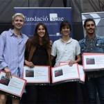 Jóvenes creadores de las escuelas ESCAC, Bande à Part y UPF obtienen los Premios SGAE Nueva Autoría en Sitges 2019