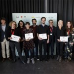 Los españoles 'Cinco lobitos' y 'Cerdita' y el argentino 'La máquina aira', los proyectos premiados en Ventana CineMad 2019