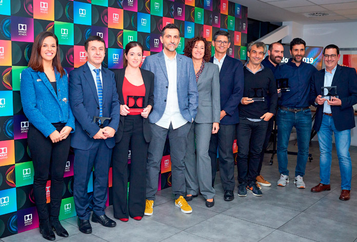 dolby innovadores 2019
