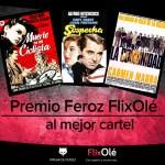 La plataforma FlixOlé patrocina el Premio Feroz al mejor cartel del año 2019