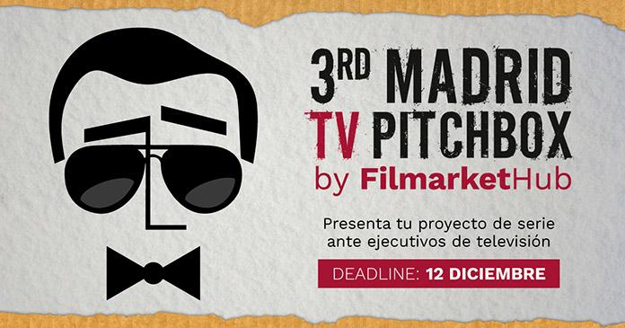 madrid tv pitchbox iii edicion