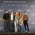 '3Caminos' comienza su grabación: Ficción Producciones pone en marcha su primera serie internacional