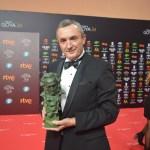 'Mientras dure la guerra', la segunda película de los Goya 2020 con cinco galardones y casi todos técnicos