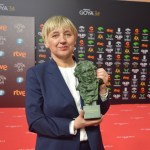 Teresa Font gana el Goya al mejor montaje, en su primera colaboración con Pedro Almodóvar