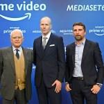 """Amazon Prime Video estrenará por adelantado seis producciones de Mediaset España siguiendo """"una política de convivencia"""""""