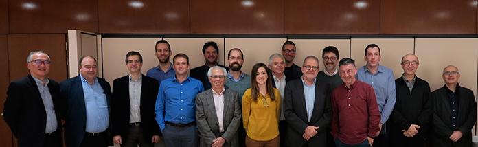 UHD Spain reunion feb 2020
