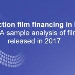 Un estudio que no incluye a España estima que el presupuesto medio de producción de cine en Europa fue de dos millones de euros