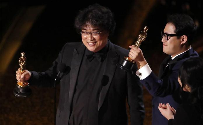 La producción surcoreana 'Parásitos' hace historia en los Oscar como la  primera mejor película en lengua no inglesa - Audiovisual451