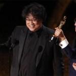 La producción surcoreana 'Parásitos' hace historia en los Oscar como la primera mejor película en lengua no inglesa