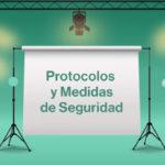 La Fundación Secuoya presenta el protocolo de seguridad para el reinicio de rodajes, en el que participa Spain Film Commission