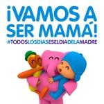 RTVE y Pocoyó celebran el Día de la Madre