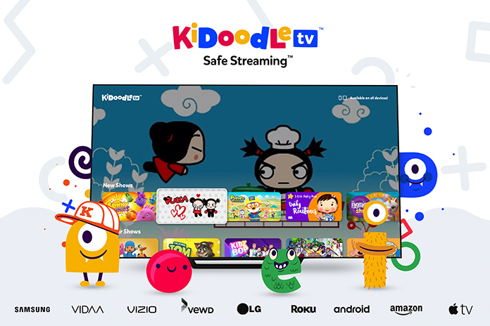 Pucca Kidoodle TV