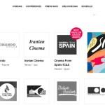 El pabellón 'Cinema From Spain', premiado en el Marché du Film virtual de Cannes 2020 con el Best Pavilion Design Award