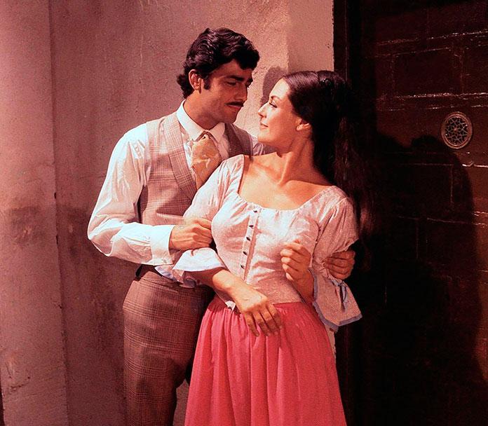 Fortunata y Jacinta película