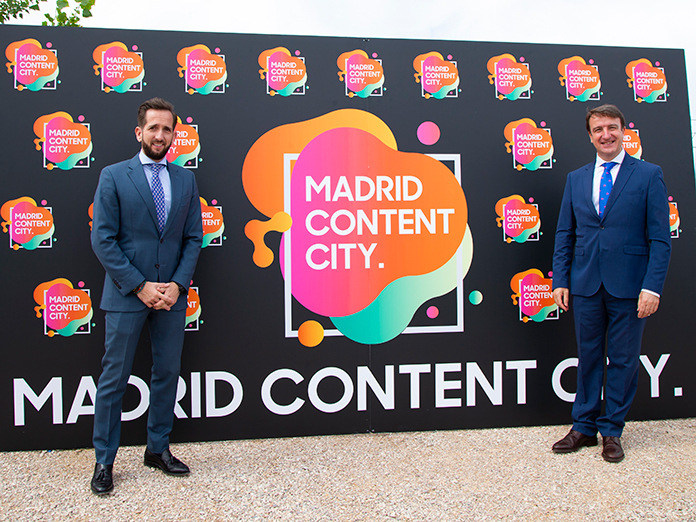 Madrid Content City