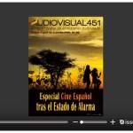 Revista Especial Cine Español tras el Estado de Alarma – Audiovisual451