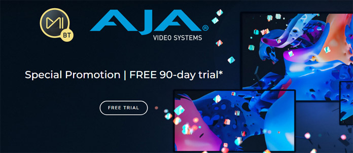 SGO y AJA Video Systems