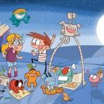 Cartoon Forum 2020: Motion Pictures apuesta por llevar la novela gráfica 'Agus y los Monstruos' a la pequeña pantalla