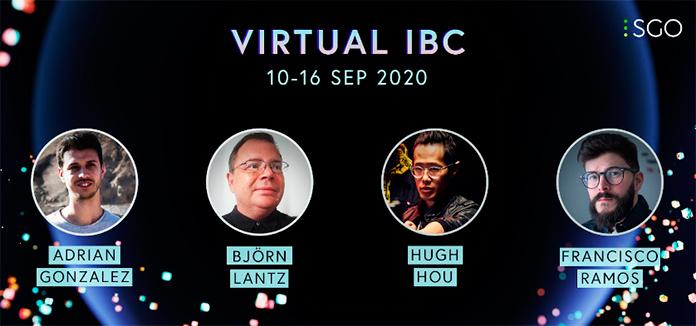 SGO Virtual IBC 2020