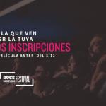DocsBarcelona 2021 abre convocatoria hasta el 3 de diciembre para sus secciones competitivas