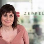 Amparo Castellano, nueva directora general de Zeppelin