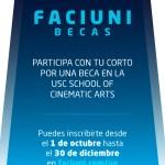El Festival Académico de Cine Universitario Internacional abre su programas de becas a los estudiantes españoles