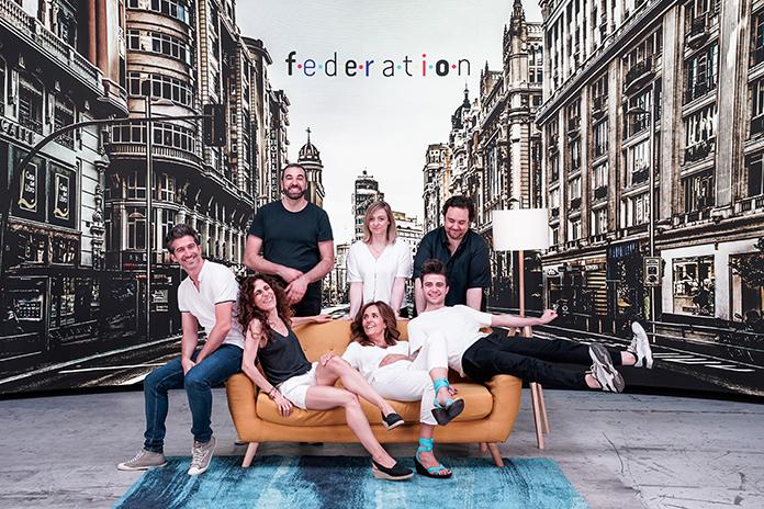 FEDERATION entertainment españa laboratorio