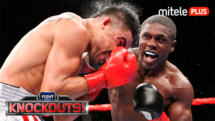 Mitele Plus Fight Sports