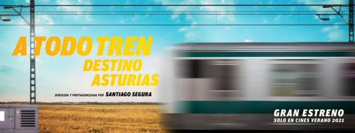 El 25 de enero comienza el rodaje de '¡A todo tren! Destino Asturias', la  nueva comedia familiar de Santiago Segura - Audiovisual451