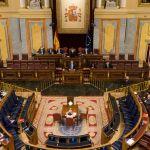 José Manuel Rodríguez Uribes defiende en el Congreso el presupuesto de Cultura
