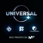 El nuevo servicio Universal+ llegará a España a través Movistar+, con el canal DreamWorks como gran novedad