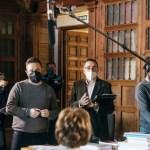 Se rueda el documental 'Comuneros', una producción de Visual Creative y Plan Secreto, dirigida por Pablo García Sanz