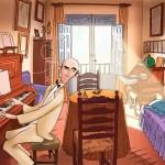 Cartoon Movie 2021: 'Noches de duende y luna' lleva a Manuel Sicilia al mundo del flamenco en 2D de la mano de José Sánchez Montes