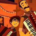 Cartoon Movie 2021: Tres jóvenes talentos presentan 'Pepino, el acordeonista', drama basado en hechos reales