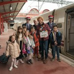 Teaser de '¡A todo tren! Destino Asturias', nueva comedia de Santiago Segura