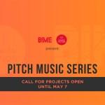 Conecta FICTION presenta el nuevo Pitch Music Series en colaboración con BIME PRO