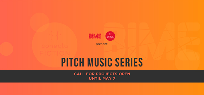 Pitch Music Series Conecta FICTION 2021