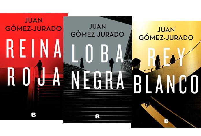 Juan Gómez Jurado trilogía