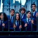 'El Internado Las Cumbres' graba sus nuevos capítulos y suma más actores a su elenco