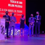 'Coses a fer abans de morir' de Miguel Llorens y Cristina Fernández, Tesela de Oro del 18º Festival de Cine de Alicante
