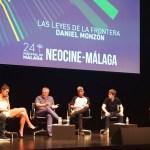 'Las leyes de la frontera', una superproducción española de siete millones de euros en plena pandemia que se estrenará en otoño