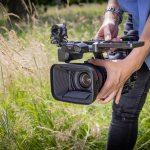 Canon facilita la producción audiovisual de alta gama con la videocámara 4K profesional XF605 y el objetivo zoom BCTV 10×16 KAS S 8K